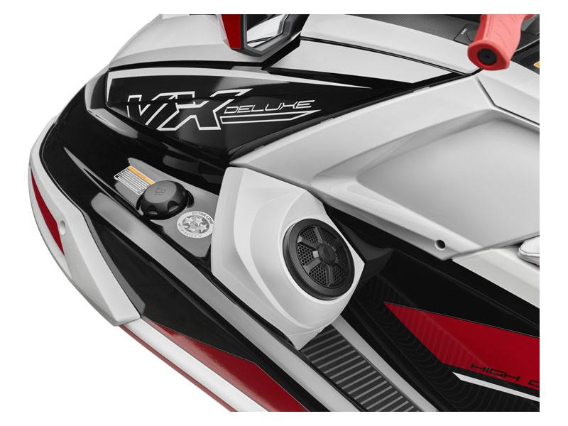 2021 Yamaha VX Deluxe with Audio in Manheim, Pennsylvania - Photo 9