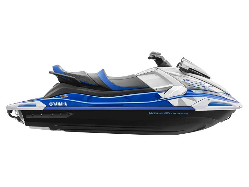 2021 Yamaha VX Limited in Coloma, Michigan - Photo 2