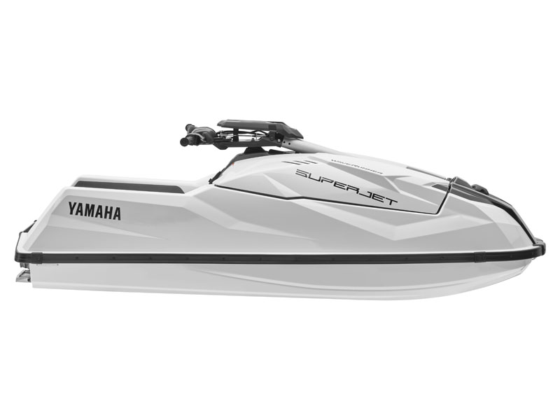 2021 Yamaha SuperJet in Santa Clara, California - Photo 2