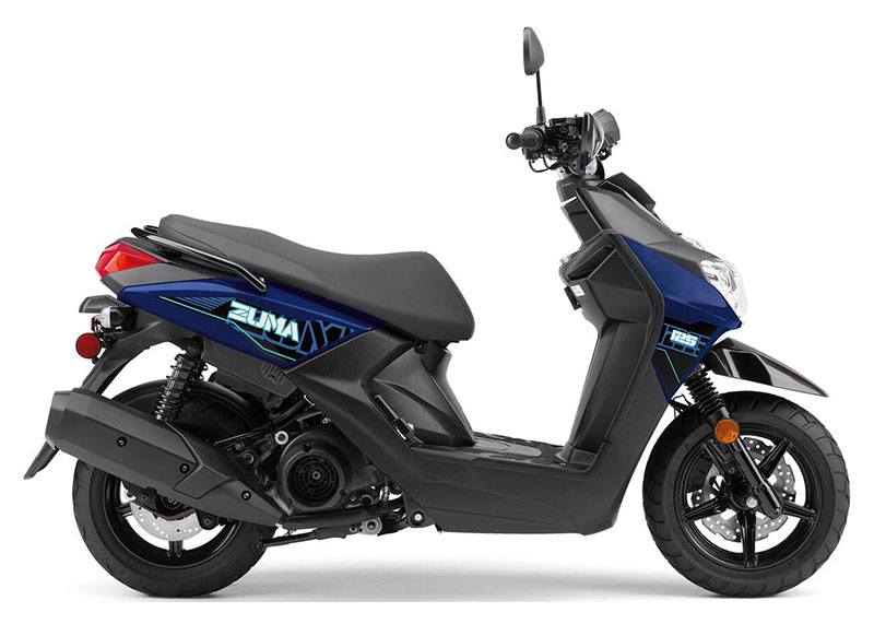 2021 Yamaha Zuma 125 in San Jose, California - Photo 1