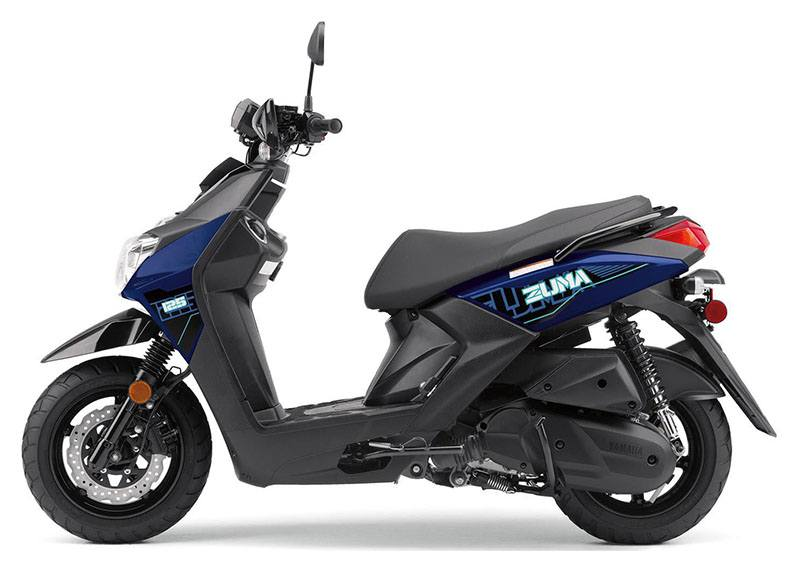 2021 Yamaha Zuma 125 in Santa Clara, California - Photo 2