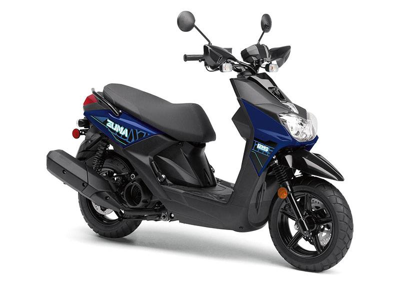 2021 Yamaha Zuma 125 in Virginia Beach, Virginia - Photo 3