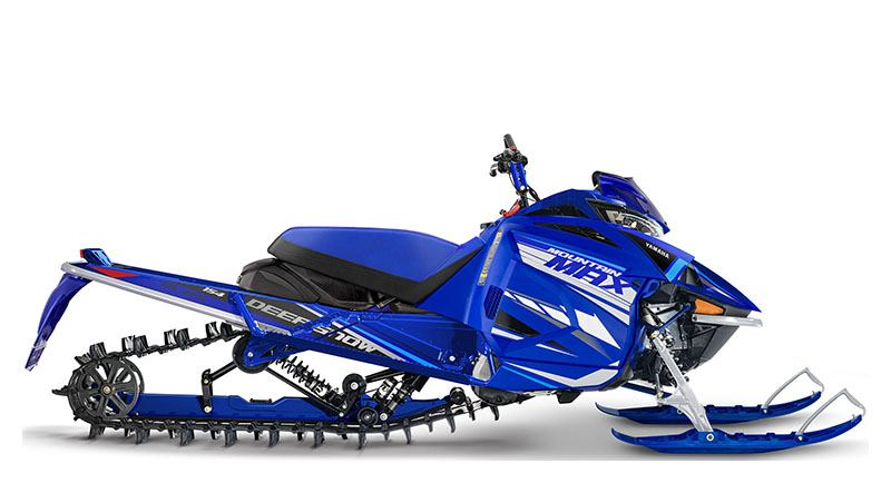 2021 Yamaha Mountain Max LE 154 in Appleton, Wisconsin