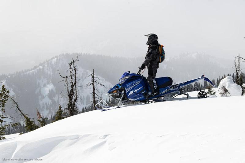 2021 Yamaha Mountain Max LE 154 in Philipsburg, Montana - Photo 6