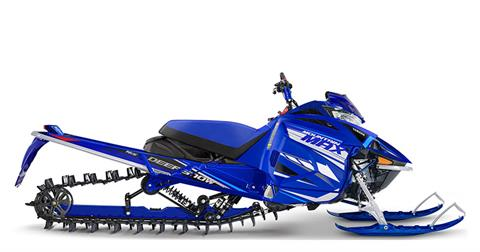 2021 Yamaha Mountain Max LE 165 in Derry, New Hampshire