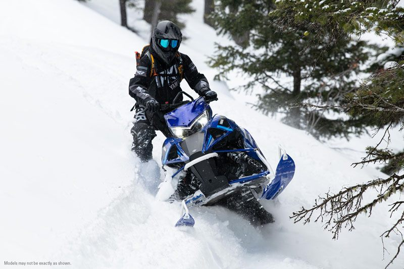 2021 Yamaha Mountain Max LE 165 in Bozeman, Montana - Photo 4