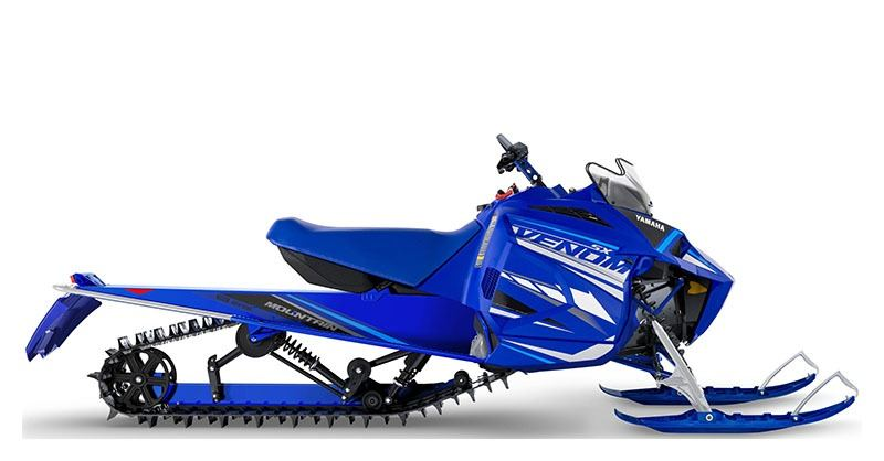 2021 Yamaha SXVenom Mountain in Saint Helen, Michigan - Photo 1