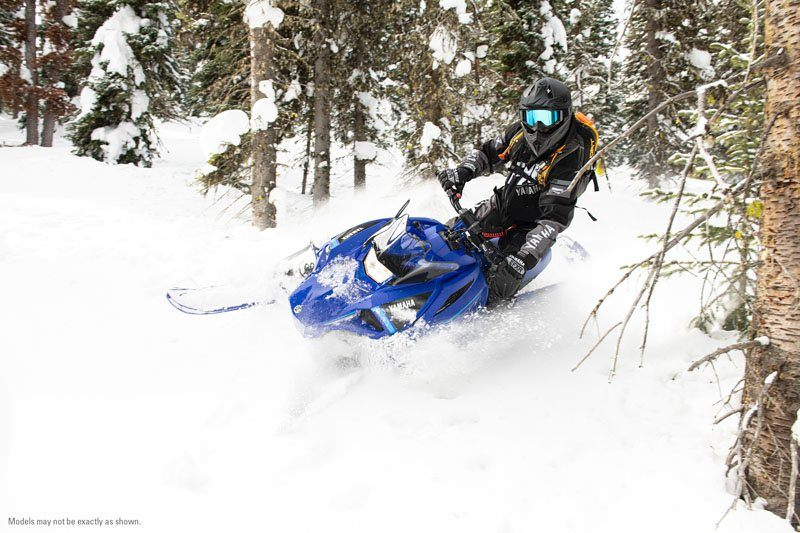 2021 Yamaha SXVenom Mountain in Saint Helen, Michigan - Photo 3