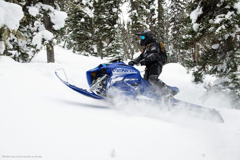 2021 Yamaha SXVenom Mountain in Saint Helen, Michigan - Photo 4