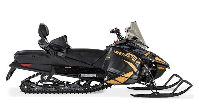 2021 Yamaha Sidewinder S-TX GT in Francis Creek, Wisconsin - Photo 1