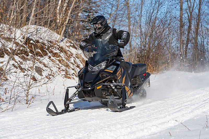 2021 Yamaha Sidewinder S-TX GT in Francis Creek, Wisconsin - Photo 3