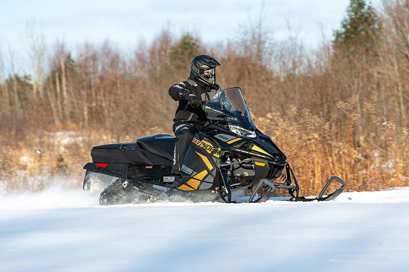 2021 Yamaha Sidewinder S-TX GT in Cedar Falls, Iowa - Photo 4
