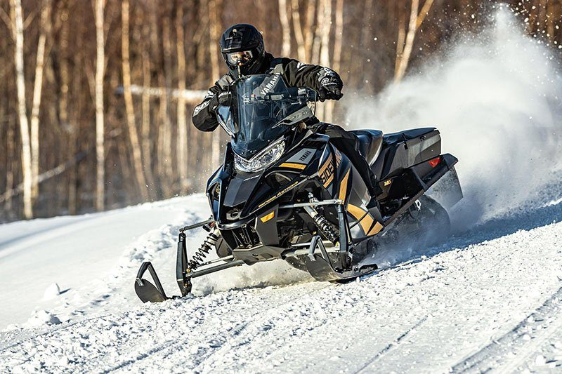 2021 Yamaha Sidewinder S-TX GT in Francis Creek, Wisconsin - Photo 5