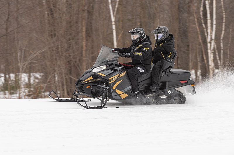 2021 Yamaha Sidewinder S-TX GT in Johnson Creek, Wisconsin - Photo 9