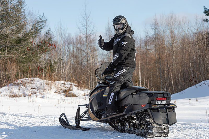2021 Yamaha Sidewinder S-TX GT in Johnson Creek, Wisconsin - Photo 11