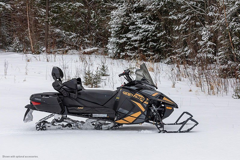 2021 Yamaha Sidewinder S-TX GT in Johnson Creek, Wisconsin - Photo 12