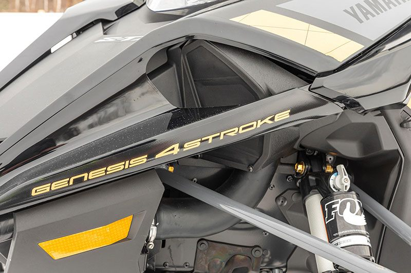 2021 Yamaha Sidewinder S-TX GT in Francis Creek, Wisconsin - Photo 14