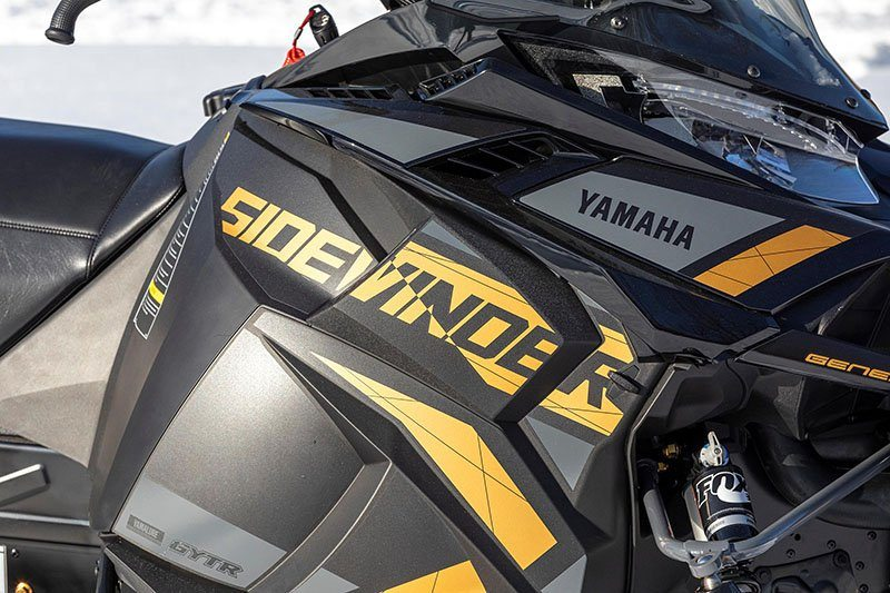 2021 Yamaha Sidewinder S-TX GT in Cumberland, Maryland - Photo 18