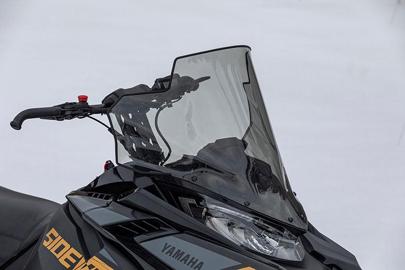2021 Yamaha Sidewinder S-TX GT in Francis Creek, Wisconsin - Photo 20