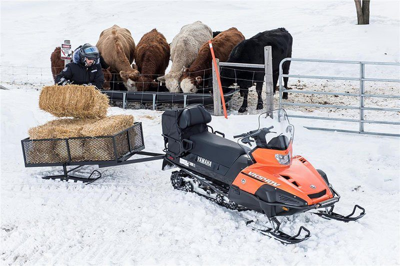 2021 Yamaha VK540 in Greenland, Michigan - Photo 6