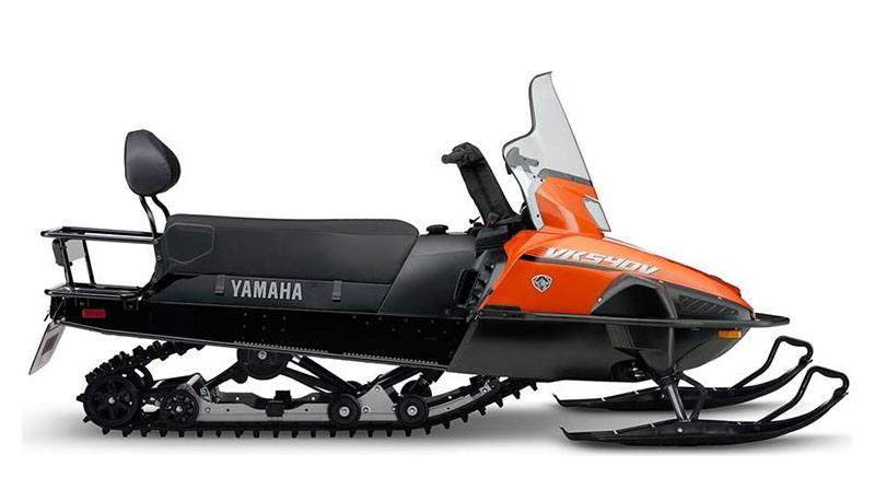 2021 Yamaha VK540 in Tamworth, New Hampshire - Photo 1