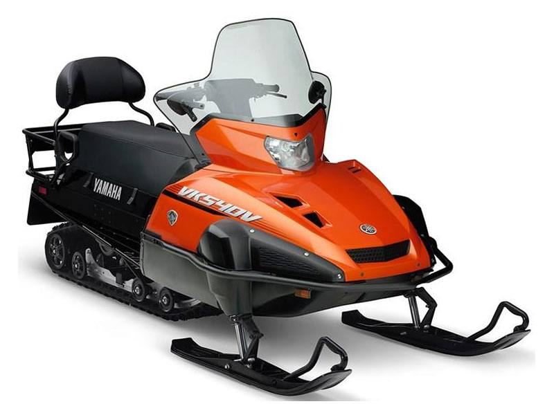 2021 Yamaha VK540 in Saint Helen, Michigan - Photo 2