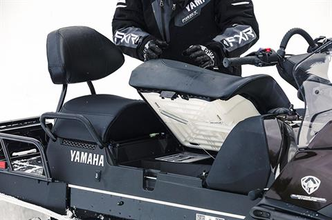 2021 Yamaha VK Professional II in Trego, Wisconsin - Photo 9