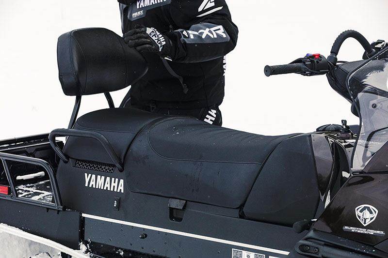 2021 Yamaha VK Professional II in Trego, Wisconsin - Photo 10