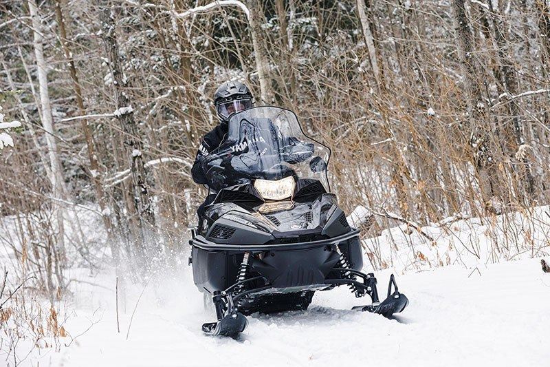 2021 Yamaha VK Professional II in Trego, Wisconsin - Photo 4