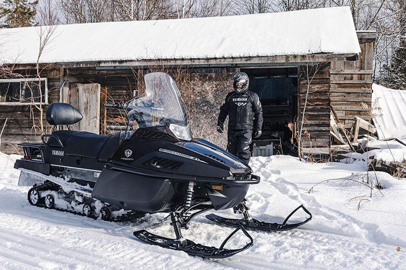 2021 Yamaha VK Professional II in Trego, Wisconsin - Photo 6