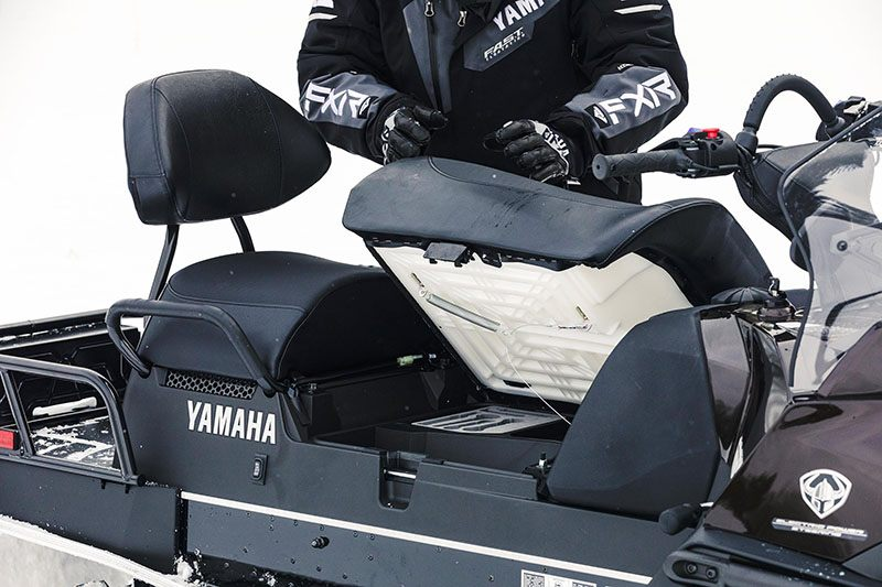 2021 Yamaha VK Professional II in Saint Helen, Michigan - Photo 9