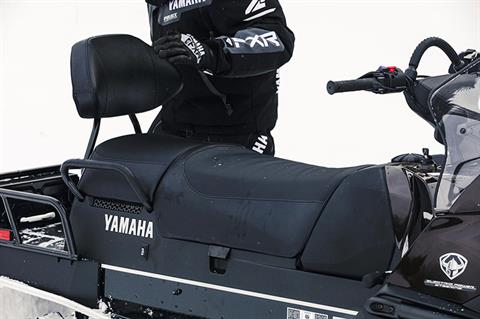2021 Yamaha VK Professional II in Greenland, Michigan - Photo 10
