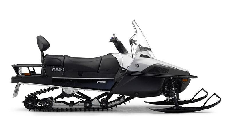 2021 Yamaha VK Professional II in Trego, Wisconsin - Photo 1