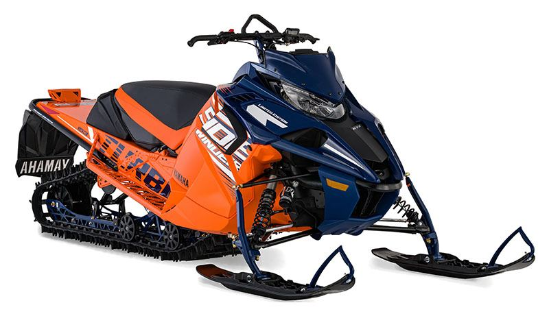 2021 Yamaha Sidewinder B-TX LE 153 in Johnson Creek, Wisconsin - Photo 2