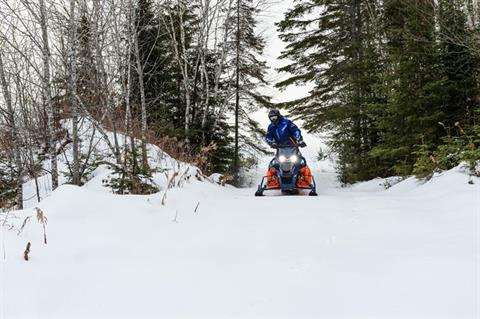 2021 Yamaha Sidewinder B-TX LE 153 in Saint Helen, Michigan - Photo 5