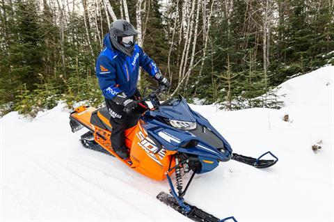 2021 Yamaha Sidewinder B-TX LE 153 in Saint Helen, Michigan - Photo 7