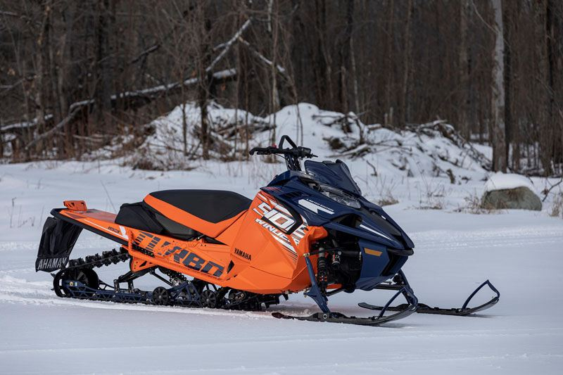 2021 Yamaha Sidewinder B-TX LE 153 in Saint Helen, Michigan - Photo 10