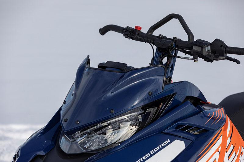 2021 Yamaha Sidewinder B-TX LE 153 in Saint Helen, Michigan - Photo 13
