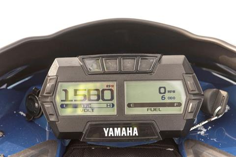2021 Yamaha Sidewinder B-TX LE 153 in Saint Helen, Michigan - Photo 16