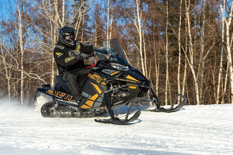 2021 Yamaha Sidewinder L-TX GT in Antigo, Wisconsin - Photo 6