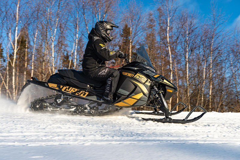 2021 Yamaha Sidewinder L-TX GT in Antigo, Wisconsin - Photo 7