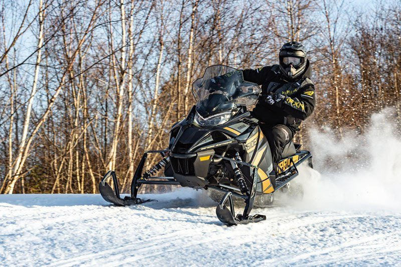 2021 Yamaha Sidewinder L-TX GT in Janesville, Wisconsin - Photo 8