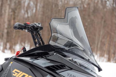 2021 Yamaha Sidewinder L-TX GT in Tamworth, New Hampshire - Photo 11