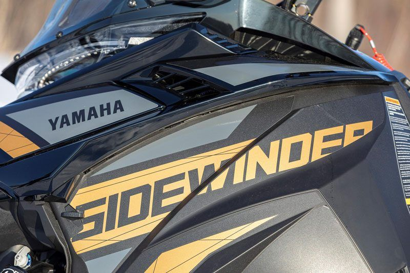2021 Yamaha Sidewinder L-TX GT in Tamworth, New Hampshire - Photo 12