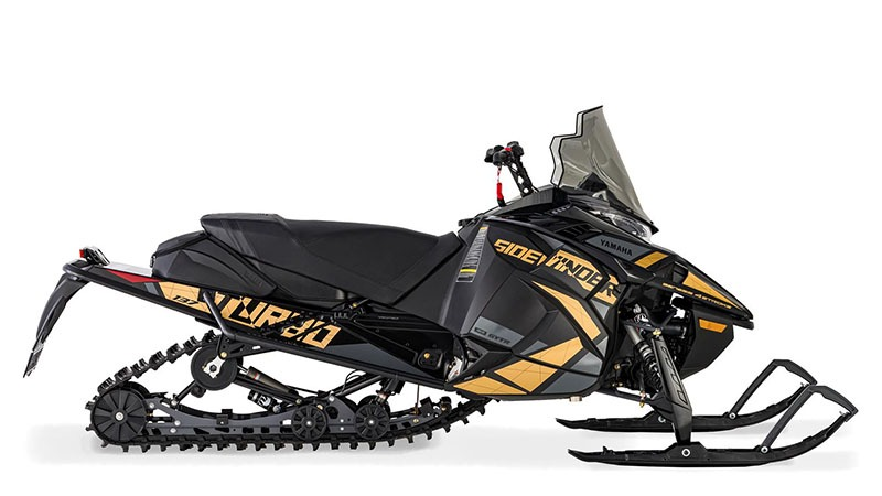 2021 Yamaha Sidewinder L-TX GT in Tamworth, New Hampshire - Photo 1