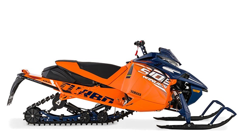 2021 Yamaha Sidewinder L-TX LE in Tamworth, New Hampshire - Photo 1