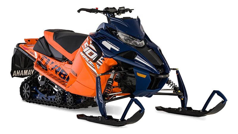 2021 Yamaha Sidewinder L-TX LE in Janesville, Wisconsin - Photo 2