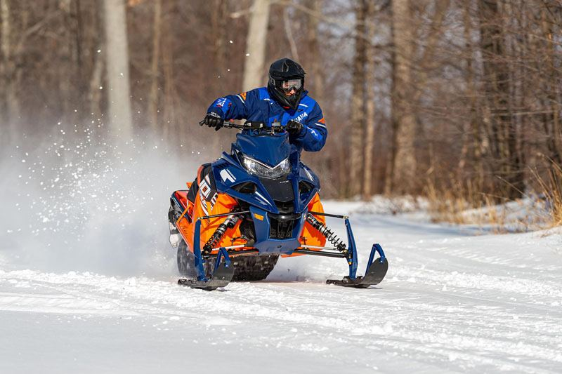 2021 Yamaha Sidewinder L-TX LE in Saint Helen, Michigan - Photo 3