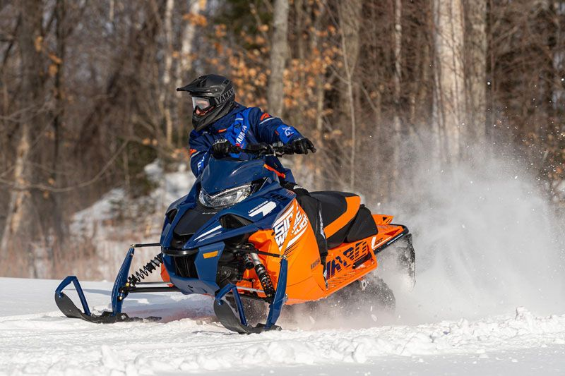 2021 Yamaha Sidewinder L-TX LE in Tamworth, New Hampshire - Photo 4