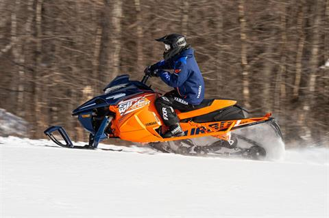 2021 Yamaha Sidewinder L-TX LE in Forest Lake, Minnesota - Photo 5